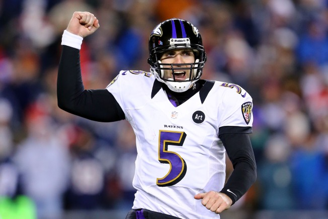 Flacco's Arm Strength Will Challenge 49ers Secondary