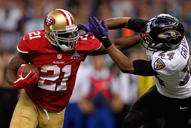 Frank Gore: 49ers Need to Be Even Better in 2013