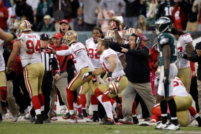 Niners Improvement Reflected in Turnover Margin