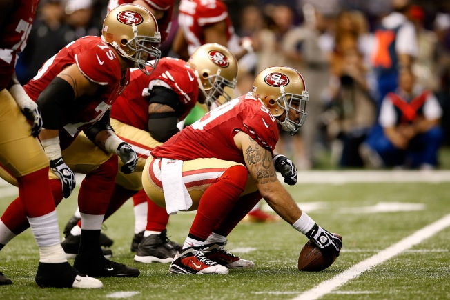 This May Be Farewell Year for 49ers' Goodwin