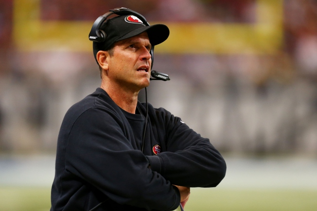 Niners' Second-Half Schedule Appears Softer