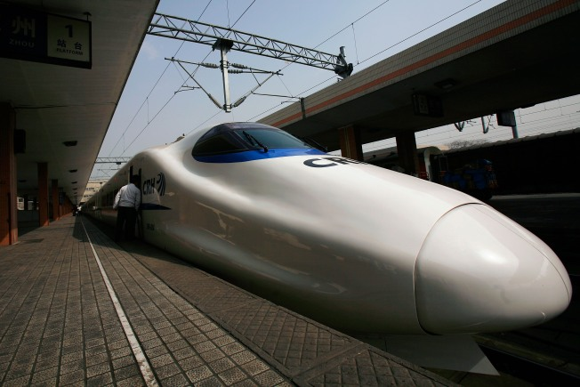 High Speed Rail Picking Up Speed in California