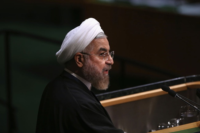 Iranian President Hassan Rouhani Wins Re-Election