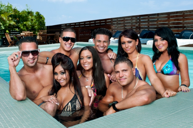 Jersey Shore Week 3 Packs Maturity and the Punch (Blacked Out!)