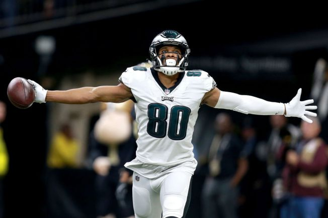 best website 6a89a b747b Lynch Says 49ers Love Jordan Matthews' Versatility - NBC Bay ...