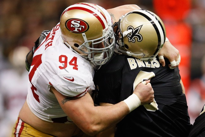 With Strength Back, Justin Smith Will be Impact Player Again