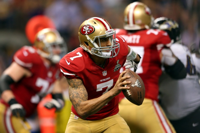 NFL Working to Find a Way to Stop 49ers' Offense
