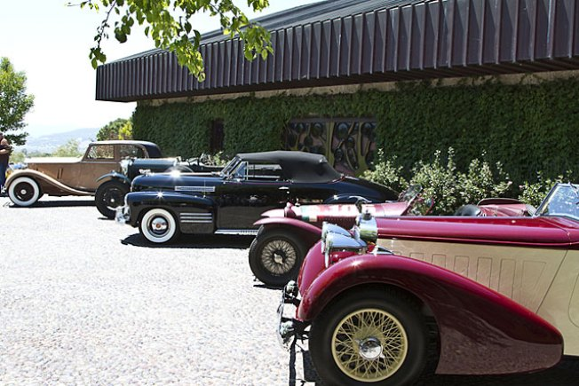 5th Annual Marin Sonoma Concours d'Elegance