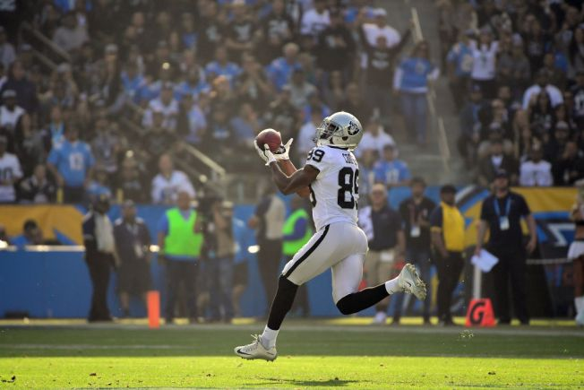 Raiders' Cooper is Too Good to Not Rebound in 2018
