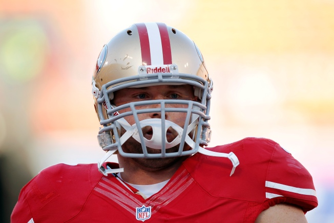 Kilgore Not Worrying About 49ers Drafting a Center