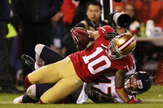 Niners' Kyle Williams is on Track for Training Camp