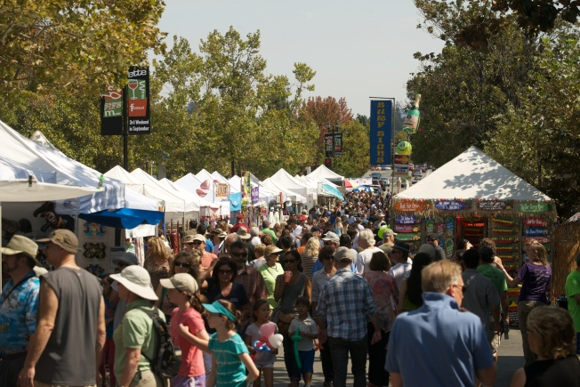 Lafayette Art and Wine Festival Celebrates 20th Year