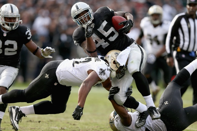 Reece, Now a Pro Bowler, is Key PIece of Raiders Future