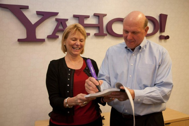 Microsoft Might Try Buying Yahoo Again
