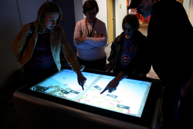 Microsoft Surface Turns Into a Dungeons and Dragons Fantasy