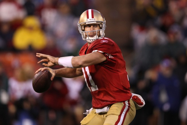 Niners' Alex Smith Proved He Can Be a Clutch Quarterback