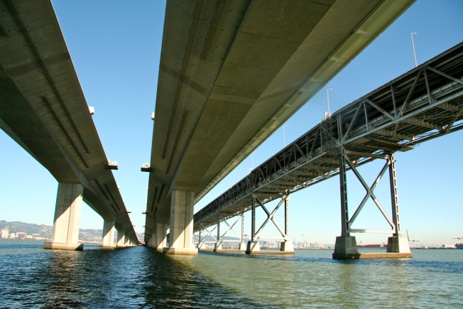 Bay Bridge Tab Just Increased $293M