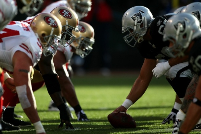 Live Blog: 49ers vs. Raiders
