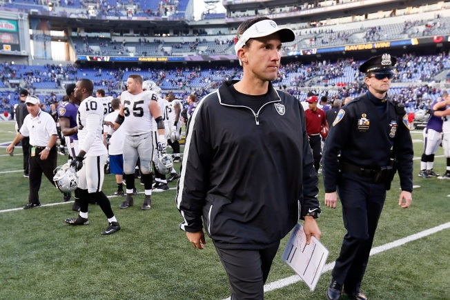 Raiders' Season of Disappointment Could Spur Changes