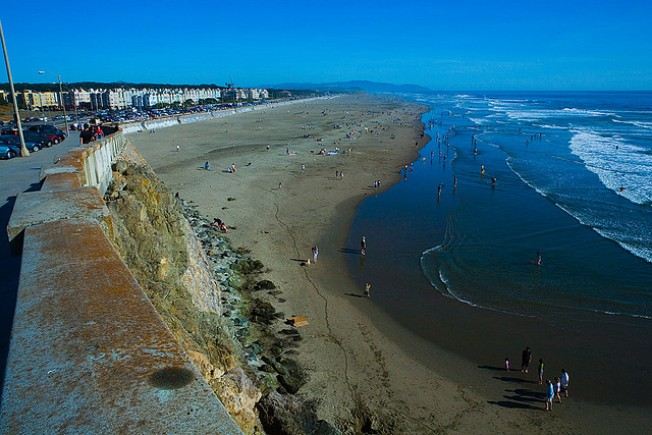 San Jose Man Dies Surfing at Ocean Beach
