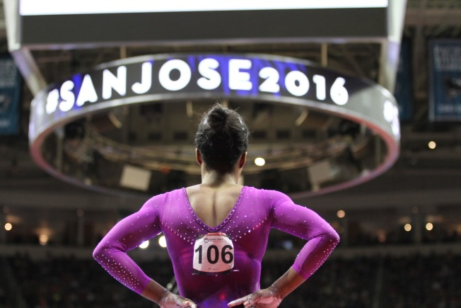 U.S. Olympic Gymnastics Hopefuls Face Off in San Jose on Final Day of Rio Trials