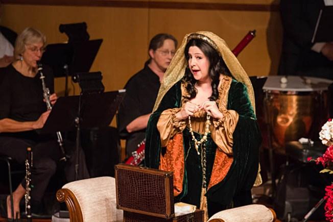 "Opera Bravura Orchestra ""Vengeance, Betrayal, Desire & Fire!"""