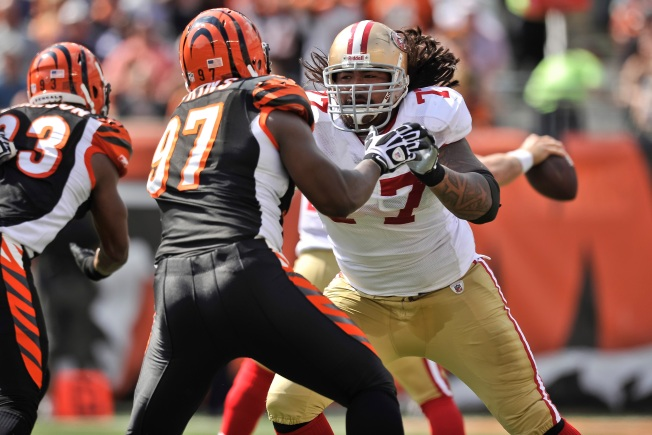 Niners' Guard Mike Iupati Would be Coveted in Free Agency