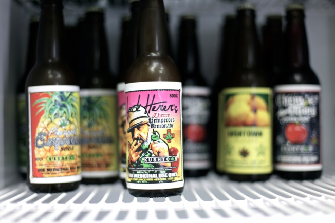 Pot Soda Could be Coming to a Dispensary Near You