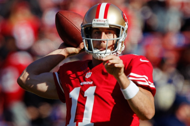 Questions Hover Over 49ers-Bears Matchup