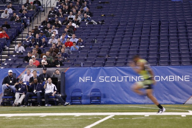 Raiders' Mayock Will Be Scouting His Scouts