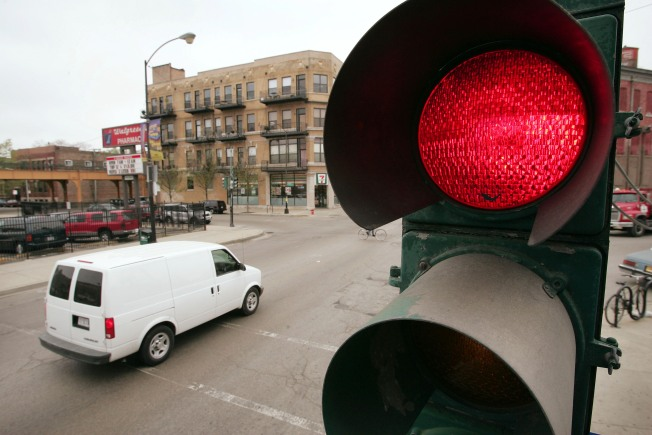 Relief For Red Light Runners