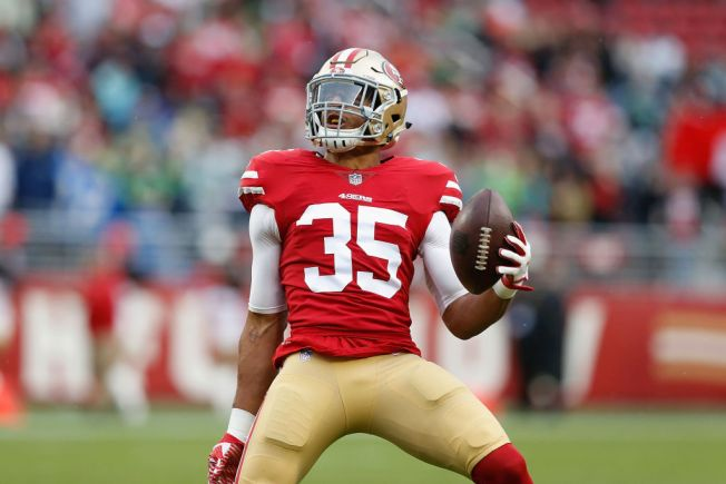 Niners Likely to Say Goodbye to Safety Eric Reid