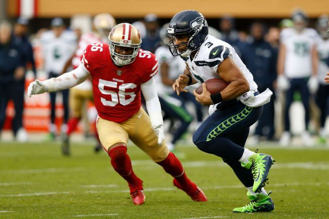 Niners' Foster is NFL Defensive Rookie of the Month