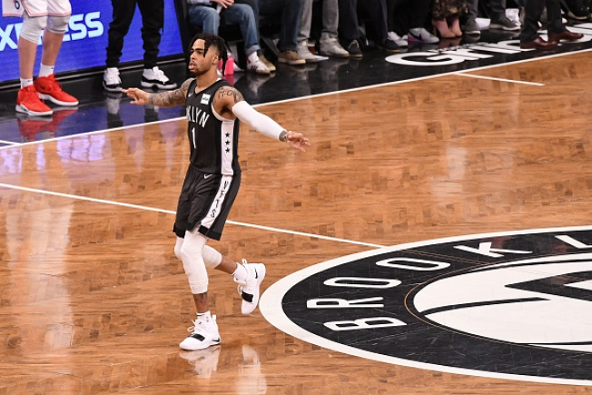 Warriors Acquire D'Angelo Russell From Nets in Sign and Trade: Report