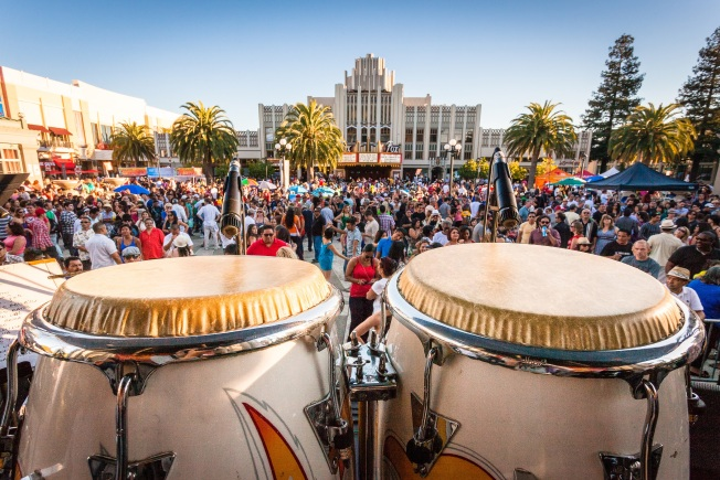 Redwood City Fires Up For Salsa Festival