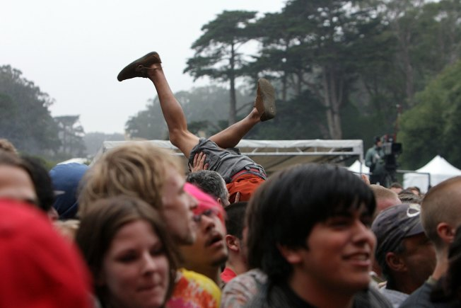 Outside Lands Lands in San Francisco