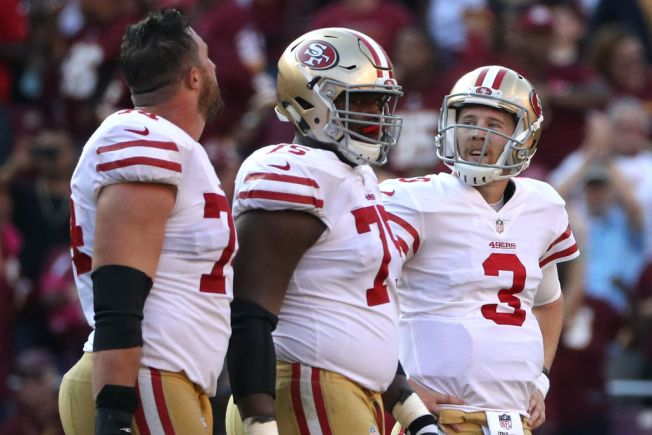 Beathard Set to Begin Official Niners Audition at Quarterback