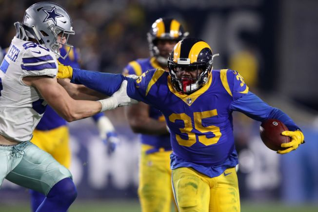 Raiders Fumbled Chance With C.J. Anderson