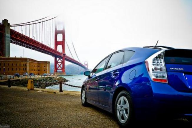 Don't Worry San Francisco, You'll Get Your Prius...Eventually