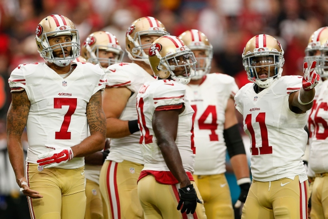 Slumping 49ers Face Undefeated Packers Sunday