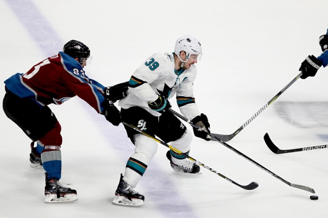 Sharks Fall to Avalanche in OT in Game 6