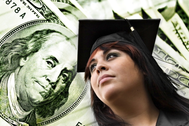 Average Student Debt Tops $25,000
