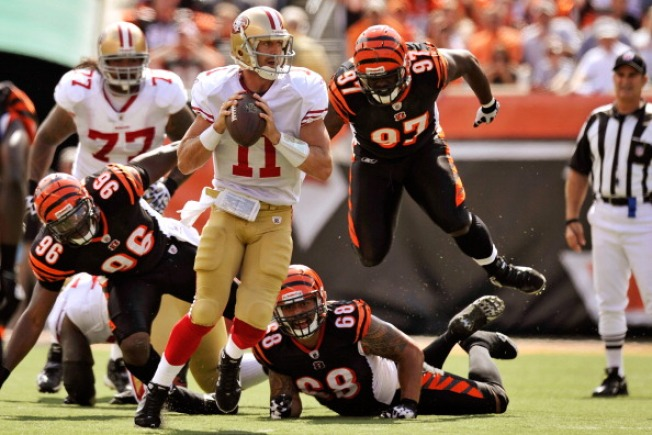 For 49ers, Ugly Game Turns Out Pretty Good