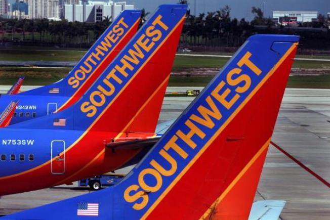 "More Southwest Cancellations ""Possible"" Sunday"