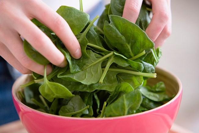 Salmonella Scare: Spinach Recalled