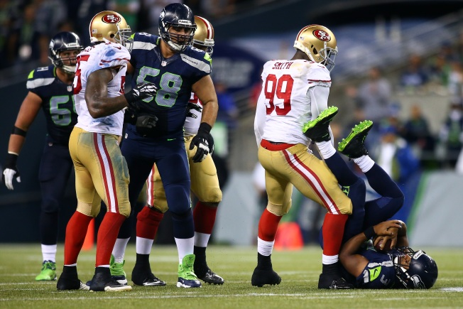 Penalties are a Warning Flag for 49ers