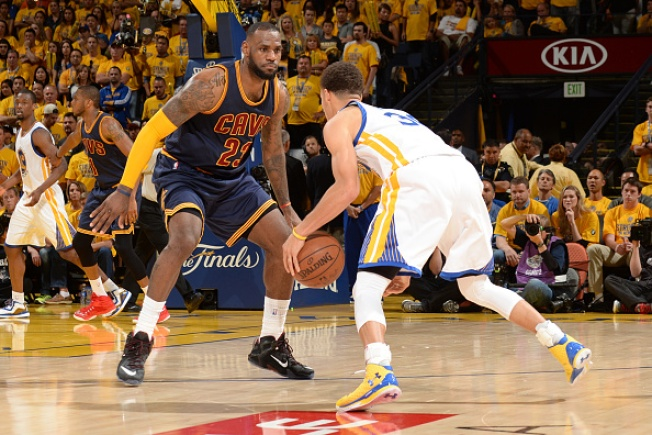 Cavaliers Win Game 2 of NBA Finals, Series Tied At 1-1
