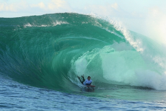 Maverick's Up for Big Wave Founder