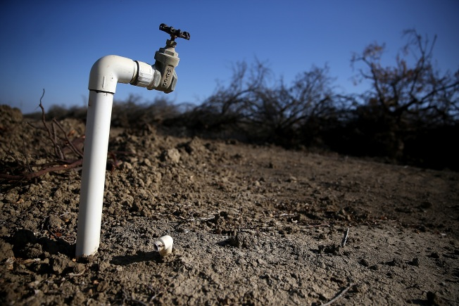 Study Links California Drought To Global Warming