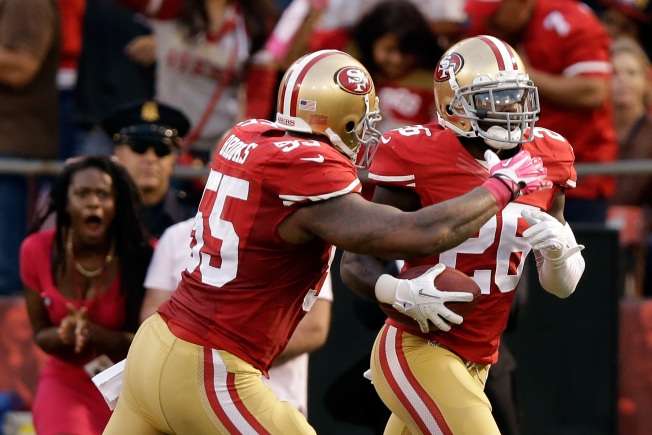 Niners' Thievery is Paying Dividends Again